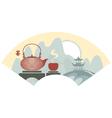 China tea vector