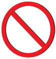 No sign vector