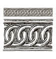 Baroque architectural detail vector
