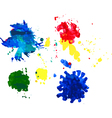 Color spots vector