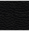 Black leather seamless texture vector