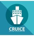 Cruice icon vector