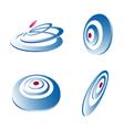 Business icons design logo vector