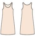 Sport dress vector