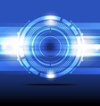 Abstract energy concept background design vector