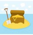 Island treasures vector