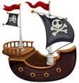 Shippirate ship vector
