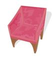 Velvet-chair vector