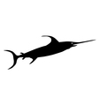 Sawfish vector
