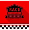 Racing stamp-08 vector