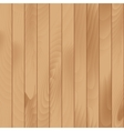 Seamless wood plank texture background vector
