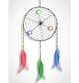 Dream catcher vector