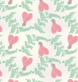 Seamless valentines day pattern vector