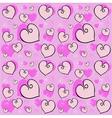 Heart tile vector
