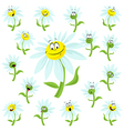 Flower cartoon vector