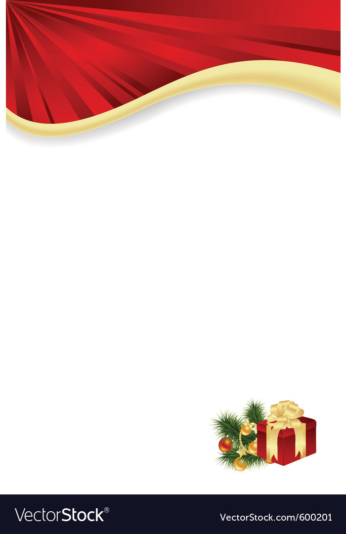 Celebratory christmas card vector | Price: 1 Credit (USD $1)