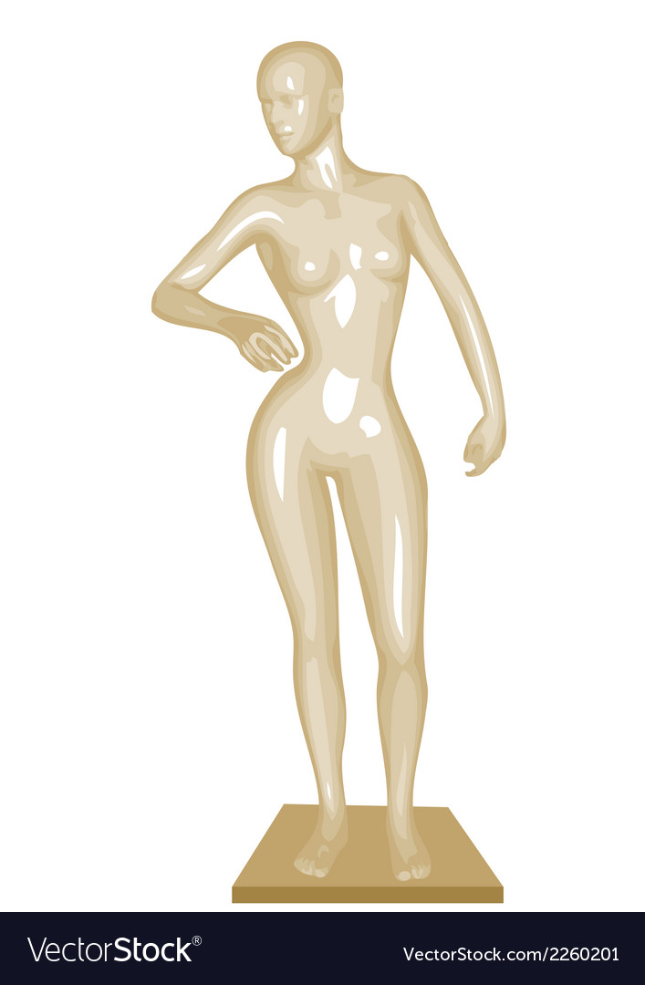 Mannequin vector | Price: 1 Credit (USD $1)