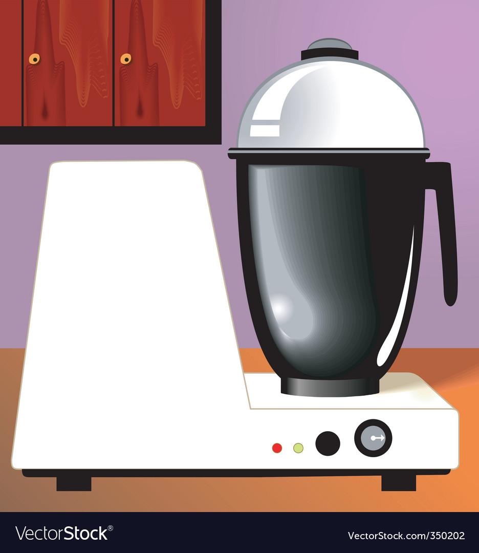 Household equipment vector