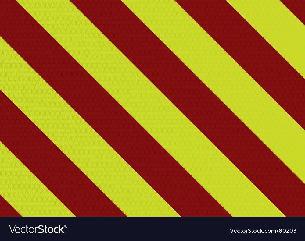 Warning stripe vector | Price: 1 Credit (USD $1)