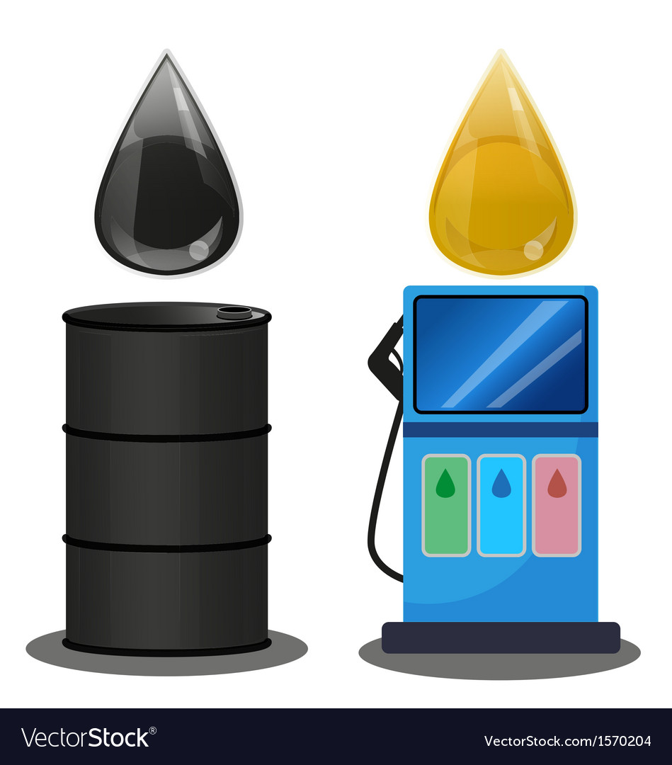 Petroleum vector | Price: 1 Credit (USD $1)