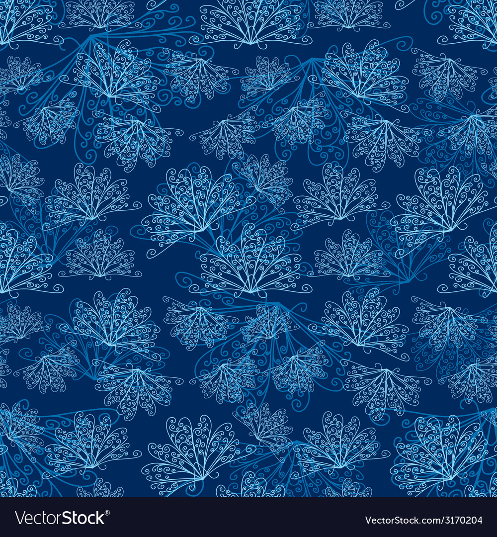 Winter abstract pattern vector | Price: 1 Credit (USD $1)
