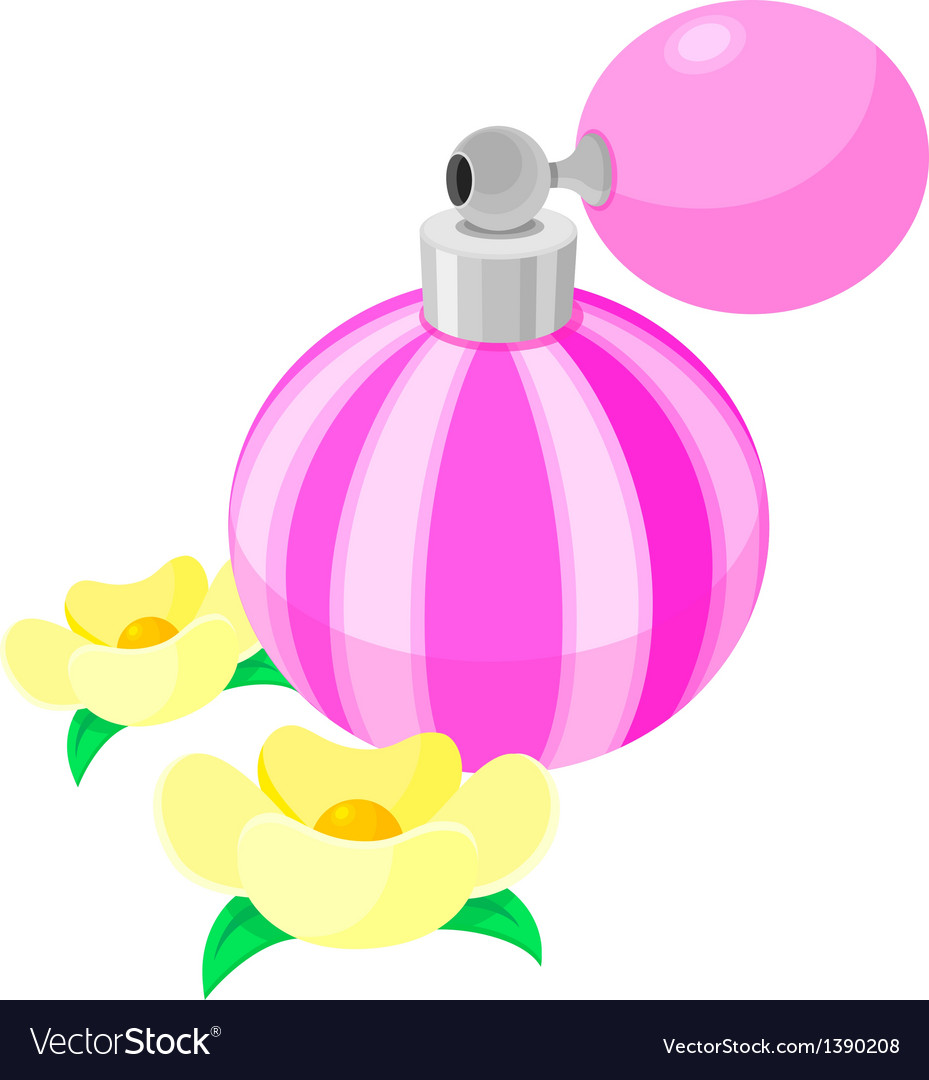 Icon perfume vector | Price: 1 Credit (USD $1)