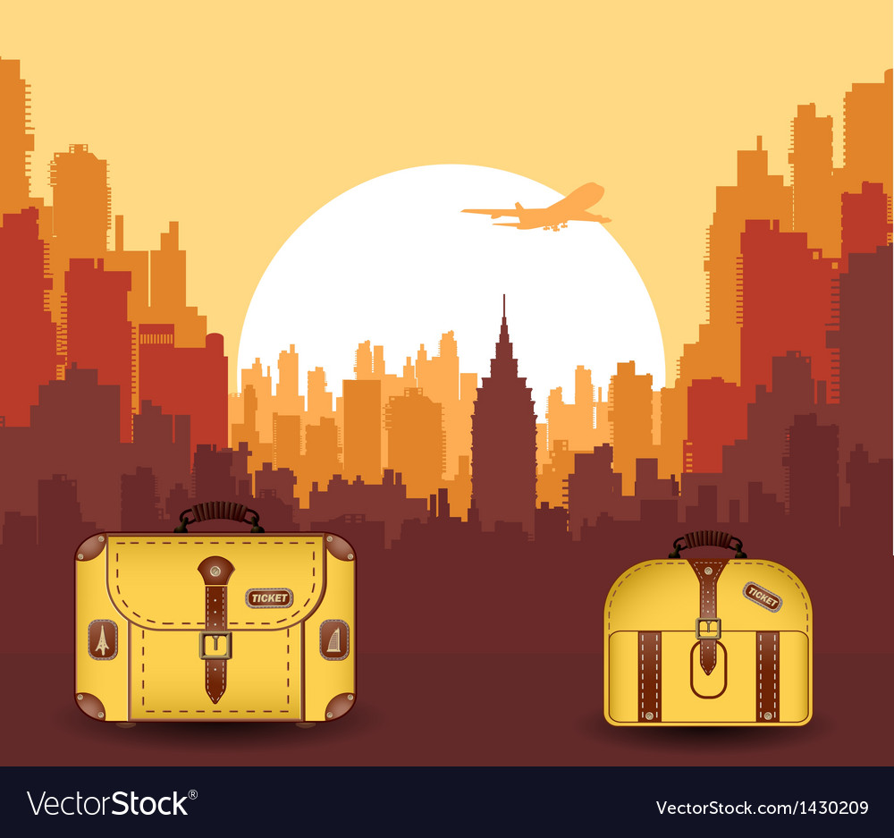 Traveling vector | Price: 3 Credit (USD $3)