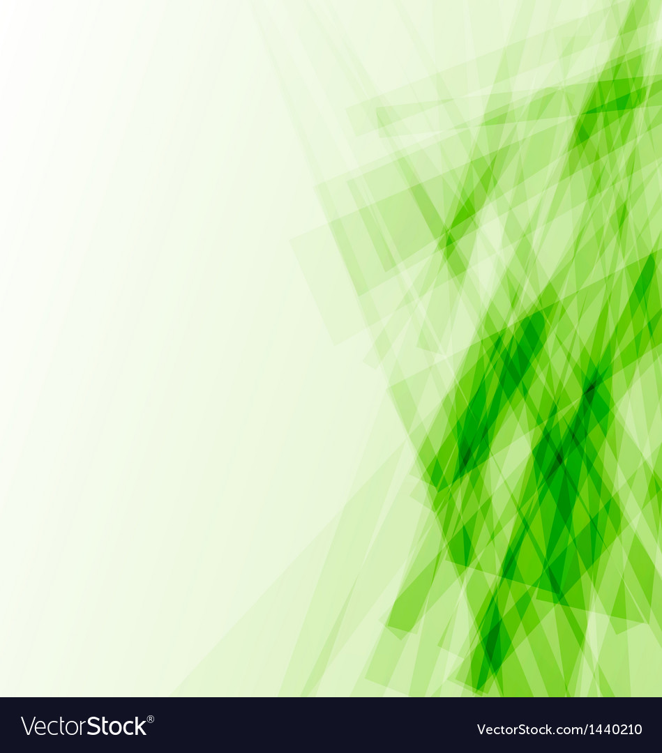 Green business card abstract background vector | Price: 1 Credit (USD $1)