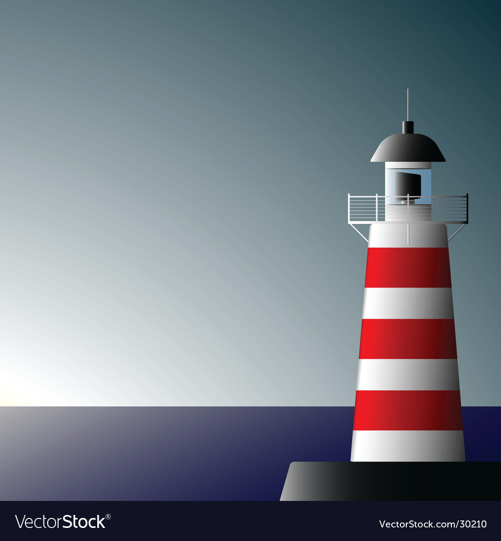 Lighthouse vector   Price: 1 Credit (USD $1)