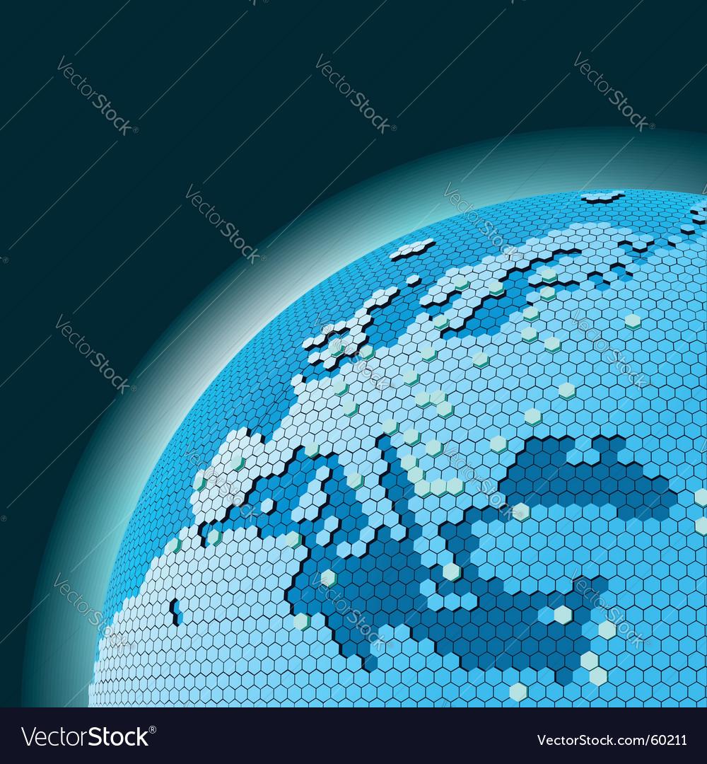 Cellular world vector   Price: 1 Credit (USD $1)