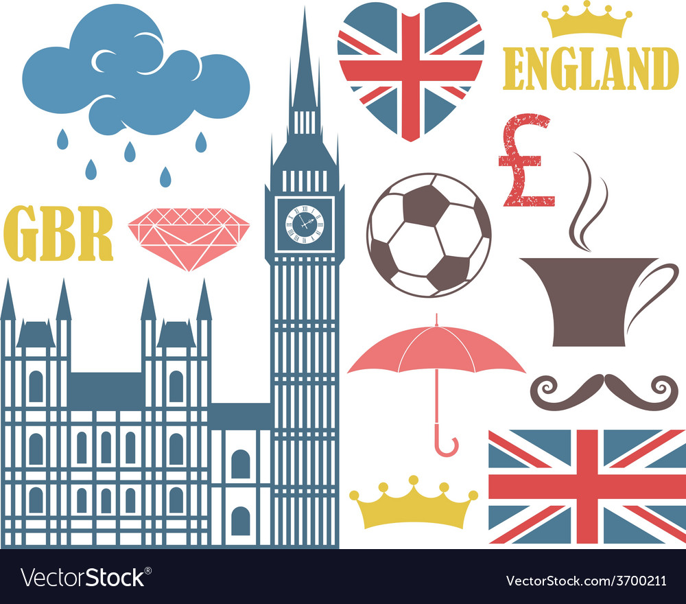 England vector | Price: 1 Credit (USD $1)