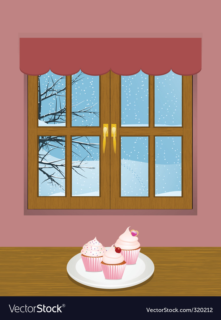 Winter comfort vector | Price: 1 Credit (USD $1)