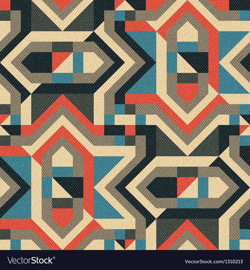 Geometric ornament vector | Price: 1 Credit (USD $1)