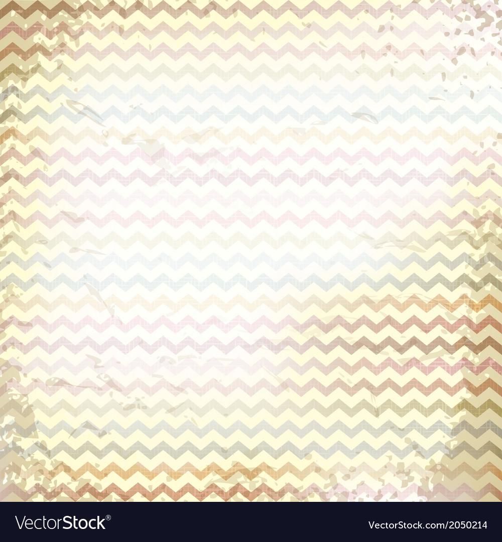 Chevron pattern on linen texture vector | Price: 1 Credit (USD $1)