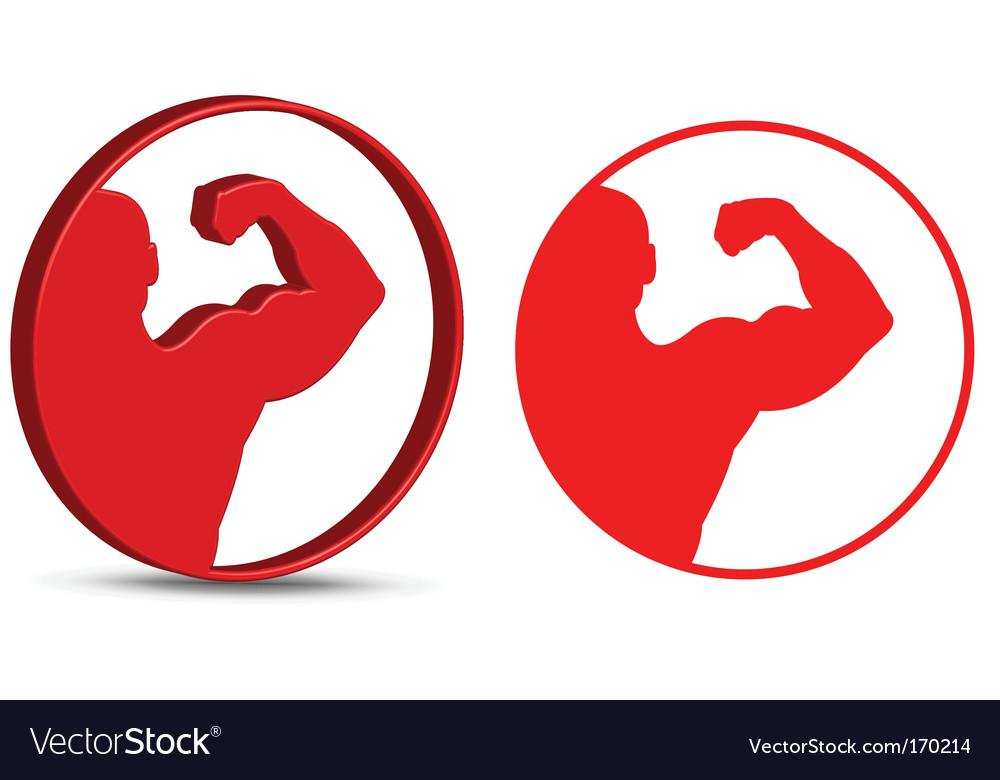 Sports symbol vector | Price: 1 Credit (USD $1)