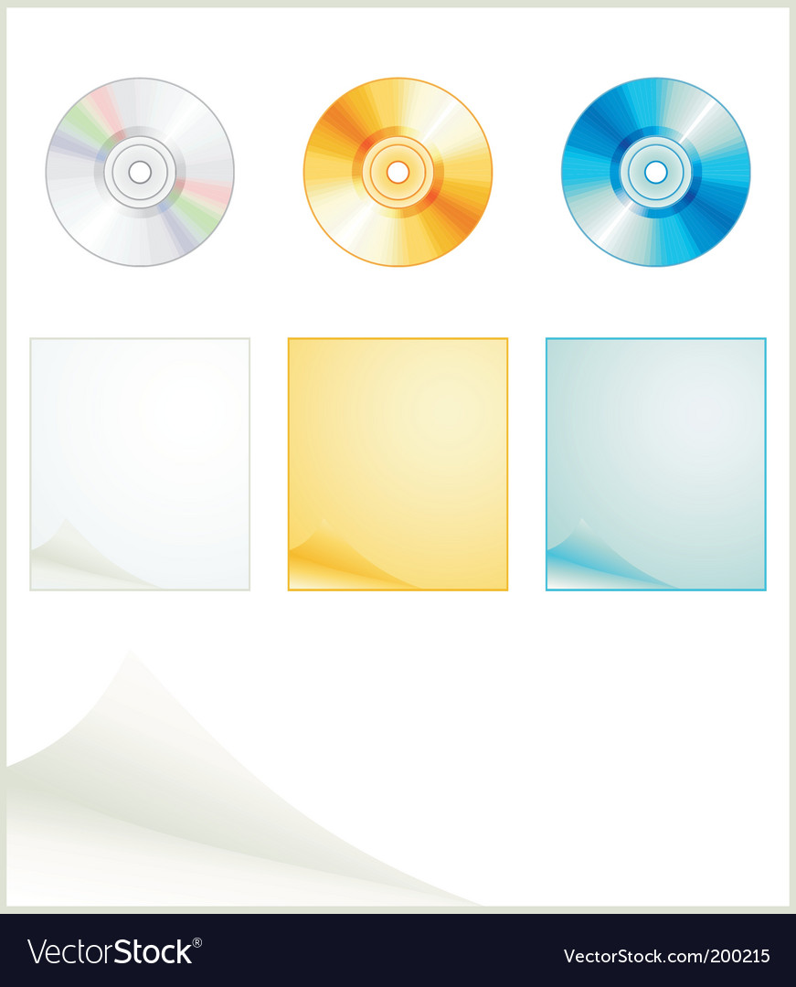 Disk vector | Price: 1 Credit (USD $1)