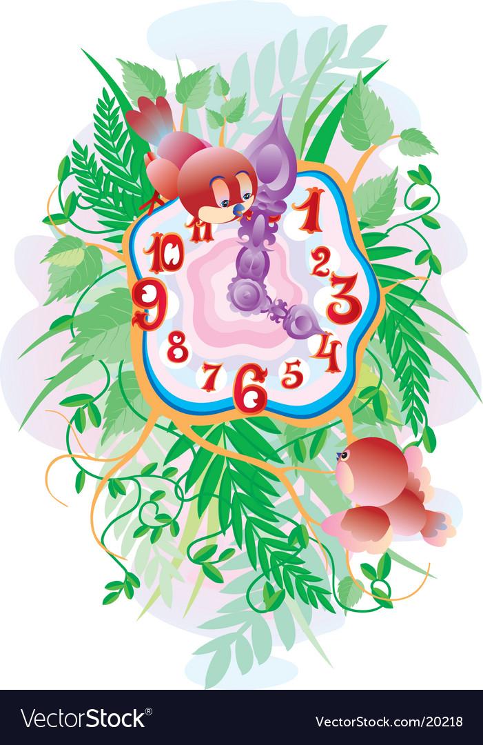 Hours vector | Price: 1 Credit (USD $1)