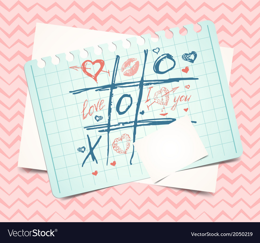 Freehand letters quotlovequot text doodles vector | Price: 1 Credit (USD $1)