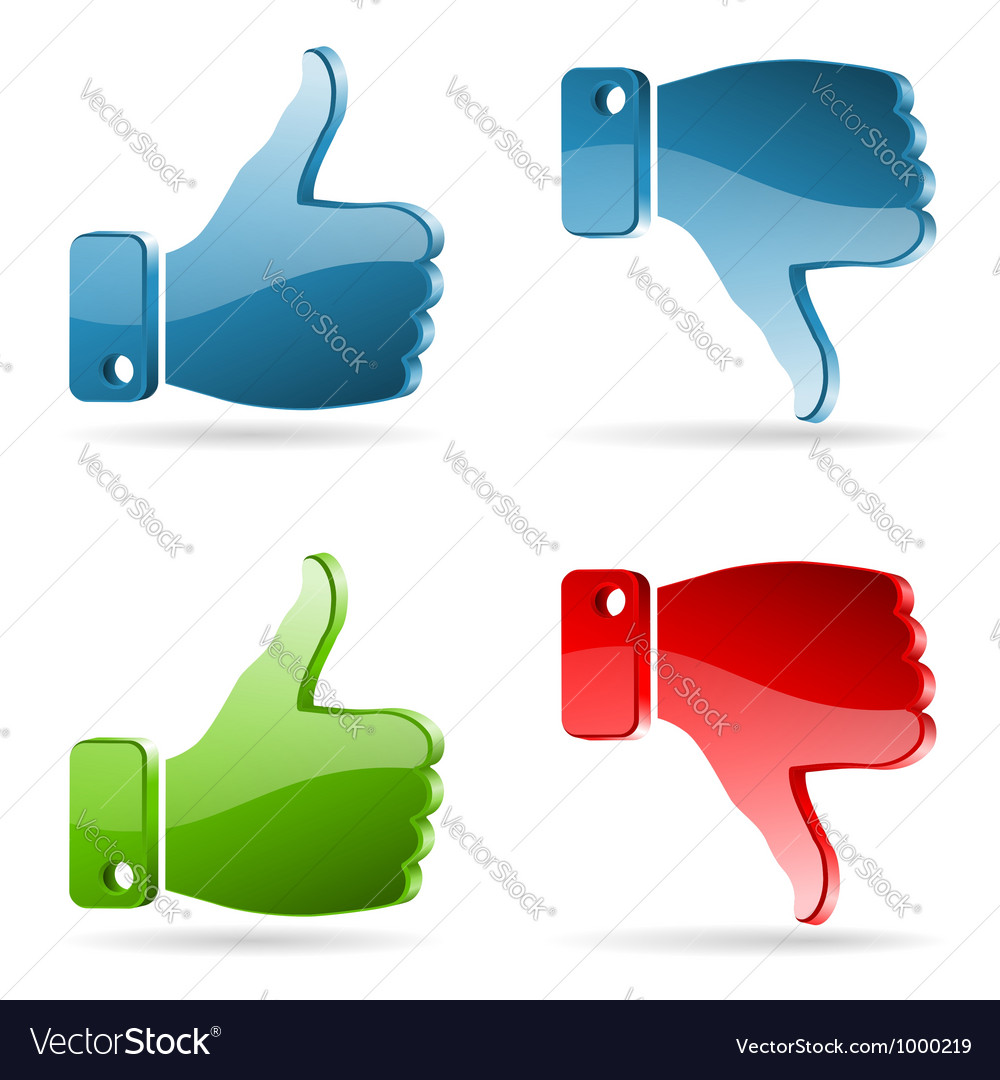 Set social media sticker vector | Price: 1 Credit (USD $1)