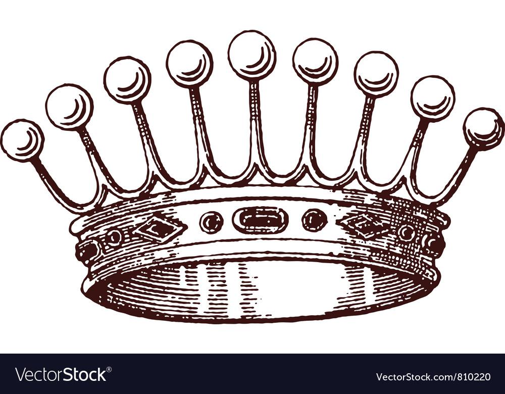 Royalty icon vector | Price: 1 Credit (USD $1)
