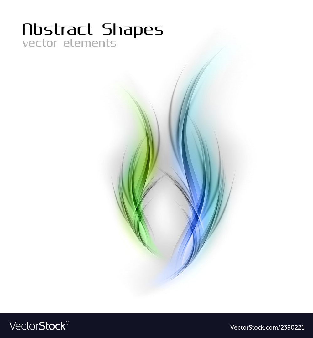 Abstract shapes vector | Price: 1 Credit (USD $1)