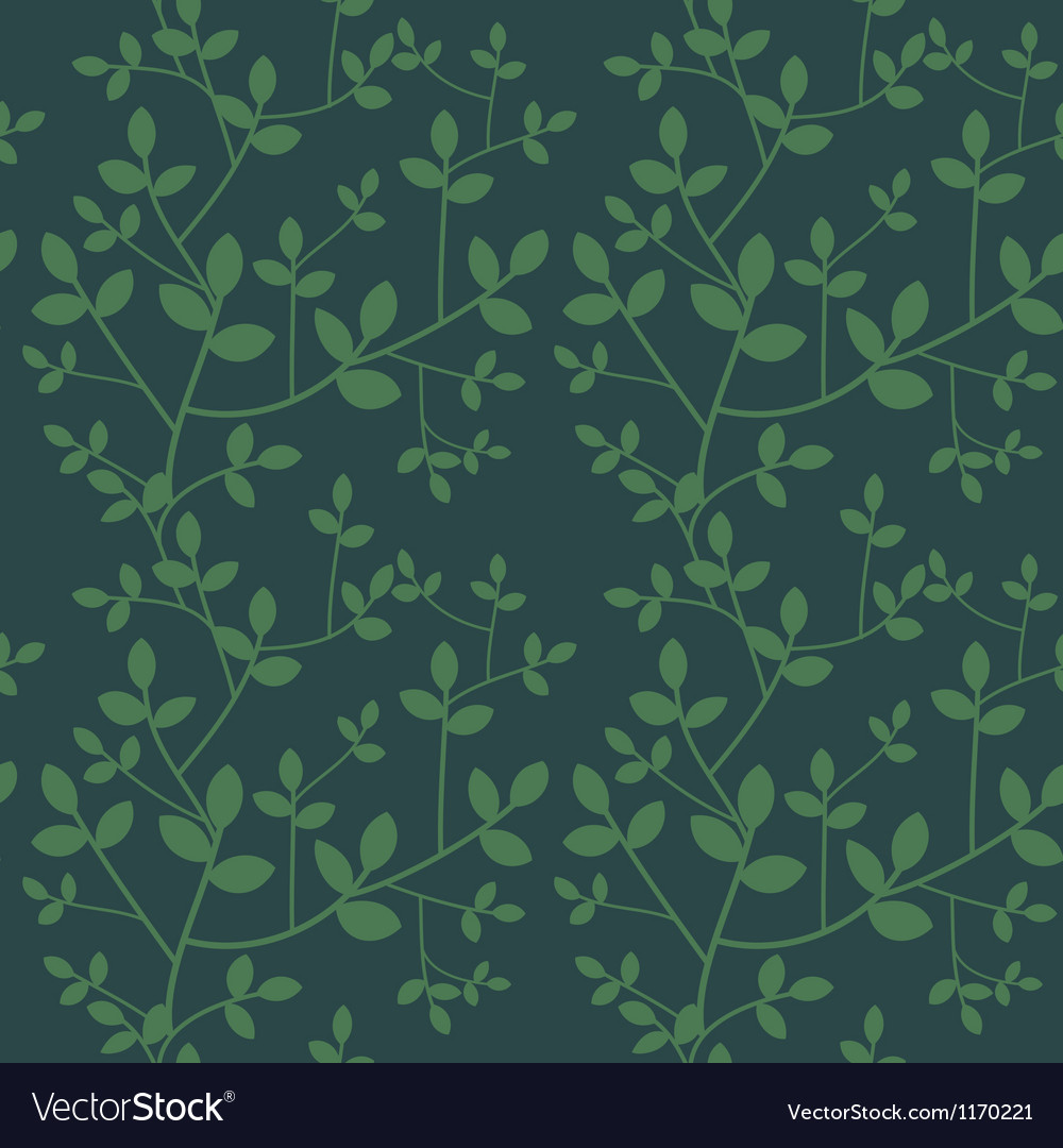 Seamless branches vector | Price: 1 Credit (USD $1)