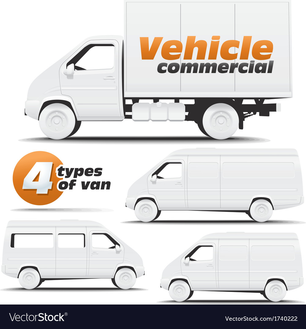 Vehicle commercial vector | Price: 3 Credit (USD $3)