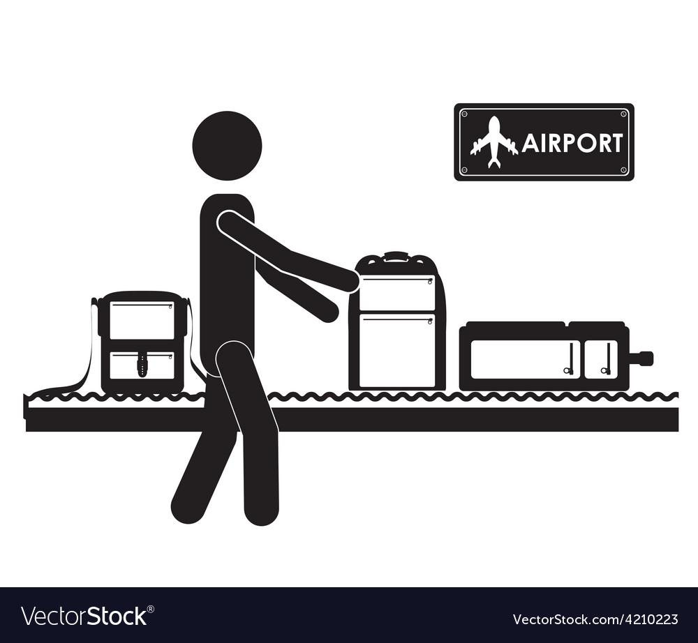 Travel icon design vector | Price: 1 Credit (USD $1)
