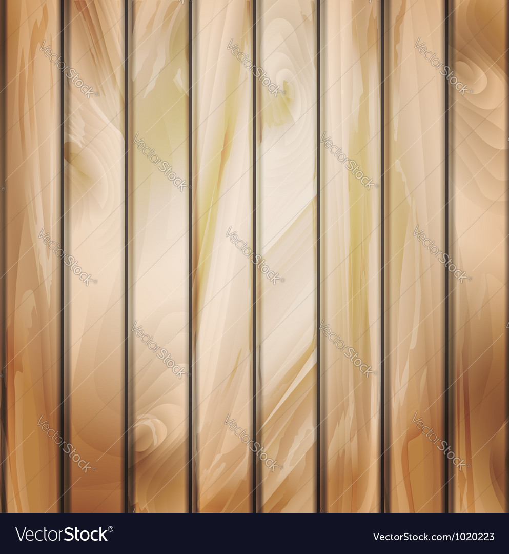 Wall panels with wood detailed texture vector | Price: 1 Credit (USD $1)