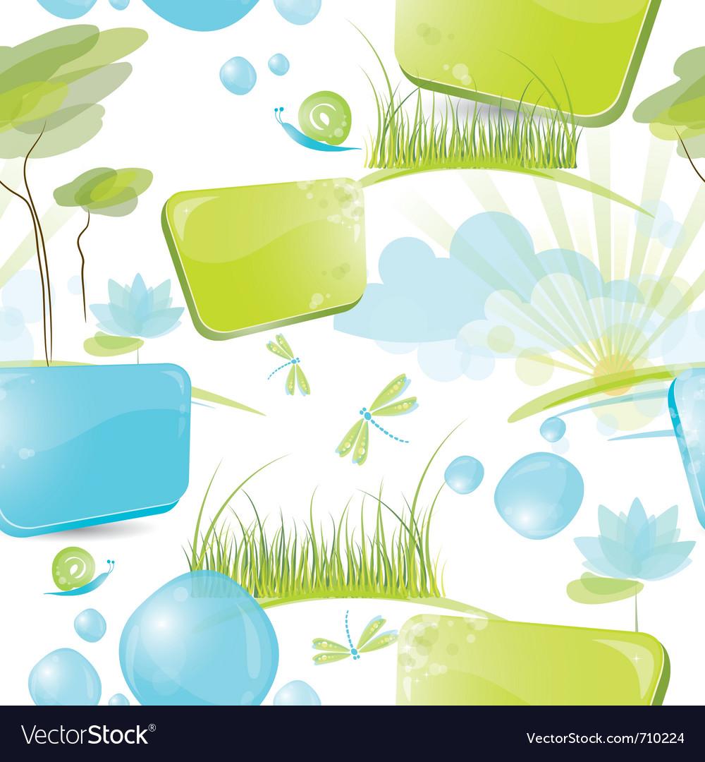 Nature wallpaper vector | Price: 1 Credit (USD $1)