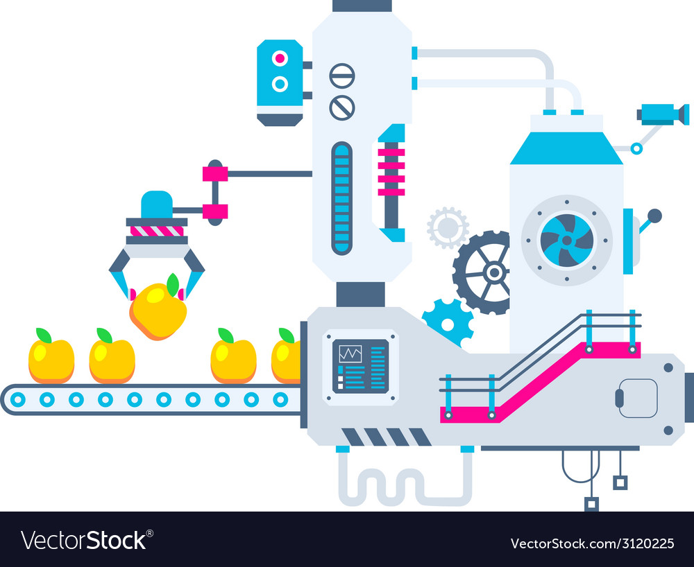 Industrial background of the factory for sor vector   Price: 1 Credit (USD $1)
