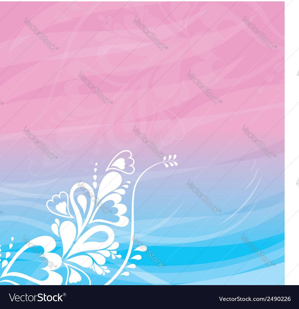 Modern pink background vector | Price: 1 Credit (USD $1)