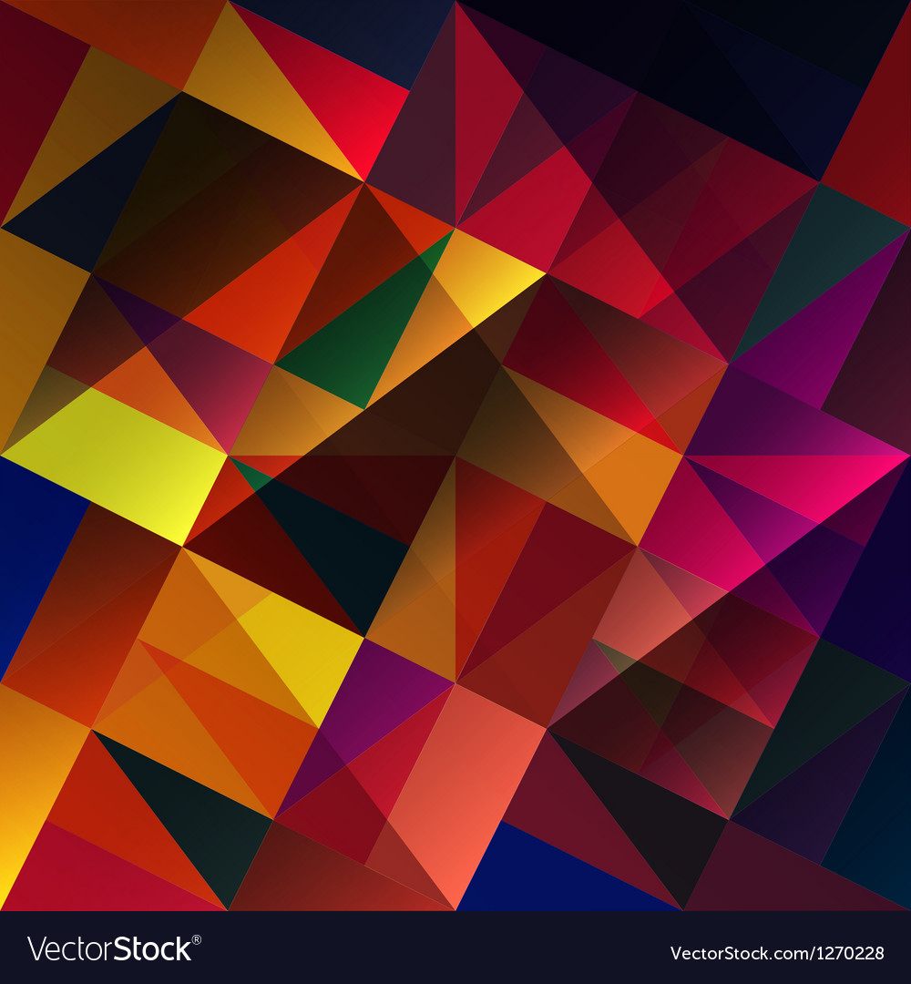 Abstract multi colored background vector | Price: 1 Credit (USD $1)