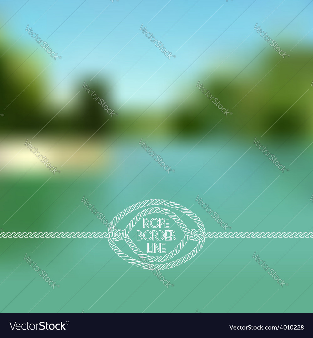 Blurred summer lake background vector | Price: 1 Credit (USD $1)